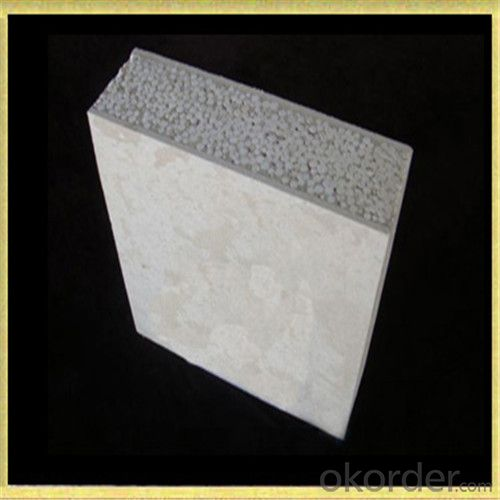 Sound Insulation Fiber cement composite wall panel