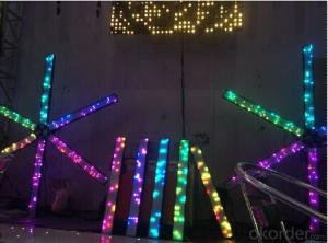 Led wash bar for disco/fasion show/any events