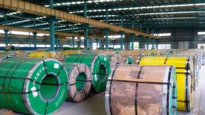 Stainless Steel Coil Cold Rolled 304