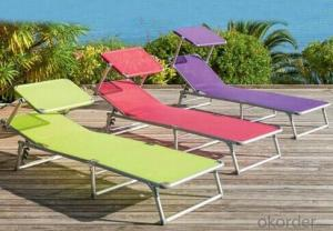 Outdoor Sun lounge Chair Bed