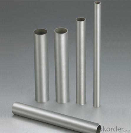 Bright Welded Annealing Pipe Stainless Steel A490