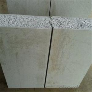 Light weight concrete sandwich panel