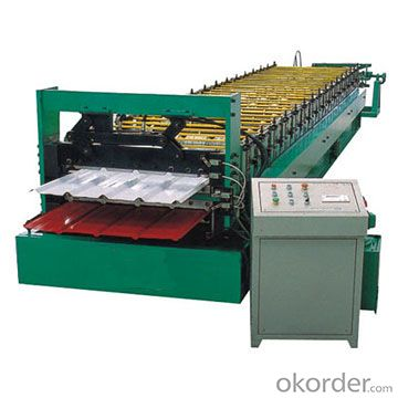 H-SHAPE CORRUGATED MACHINE