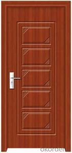 PVC Wood Door