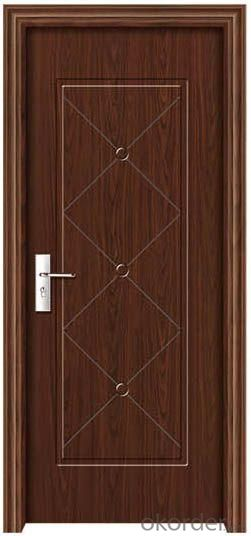 Hot Sale PVC Wooden Door