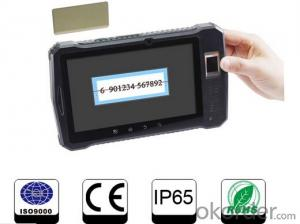 Tablet PC with UHF Terminal