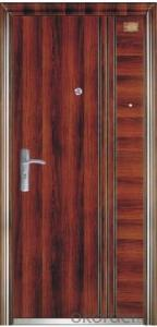 Steel Fire Door with Different Designs