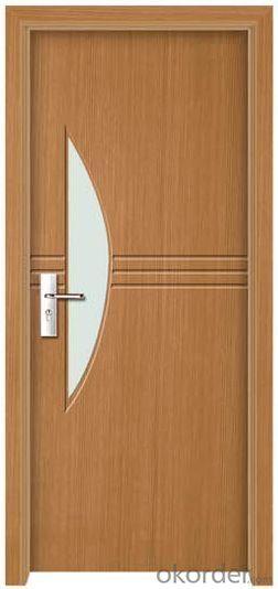 Exterior PVC Swing Door