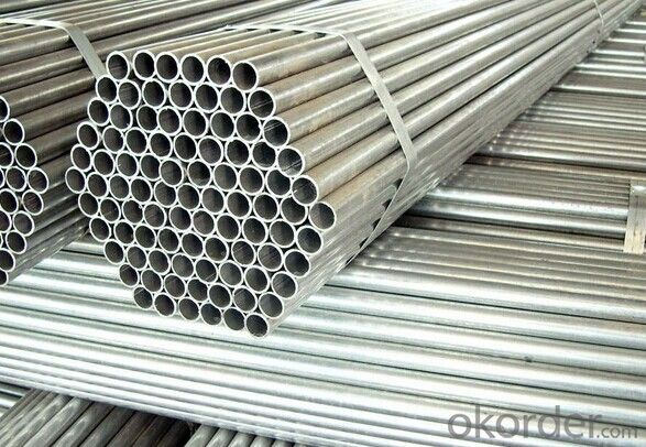 Bright Annealling Round Pipe Stainless Steel A316 Made in China