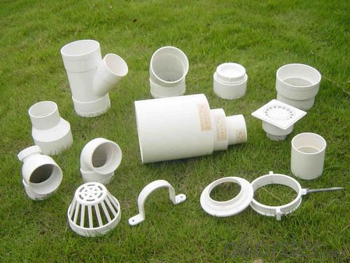 PVC Pressure Pipe 0.63-1.6MPa Made in China