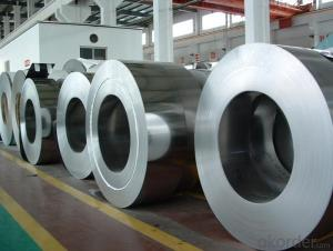 Cold Rolled Steel Sheet Coil