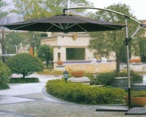 Metal Outdoor Sun Umbrella