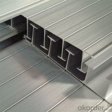 all kinds of surface treatment aluminum profile for windows and doors