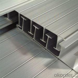 alu perfiles for window and door