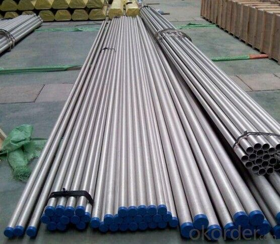 Bright Annealed Stainless Steel  Pipe A490 on Sale