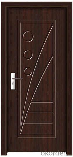 Exterior PVC Laminated Door