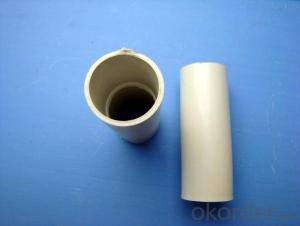 PVC Pressure Pipe 123 Made in China on Sale