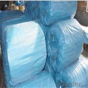 Lightly Galvanised Steel Wire For Fencing