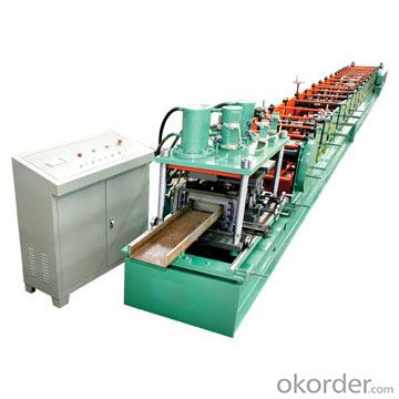 C&Z ROLL FORMING MACHINE