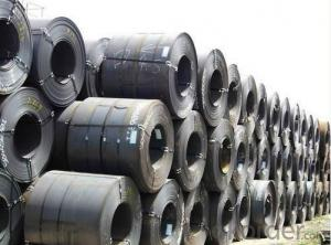 First Class Hot Rolled Steel Coil