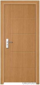Exterior PVC Moulding Door