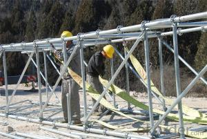 Socket Type Scaffolding