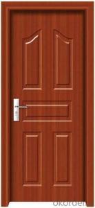 Exterior PVC Wood Door