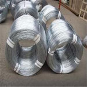 Hot Dipped Galvanised Steel Wire In Big Coil