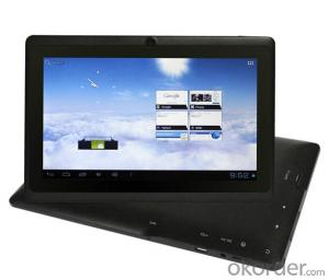 WiFi Dual Core Camera Tablet PC M701b 7inch