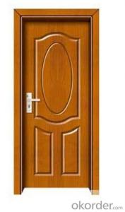 Cheap Apartment Front Entry Steel Doors For Sale