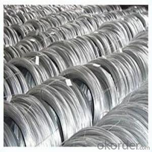 Hot Dip Galvanized Steel Wire In Small Coil