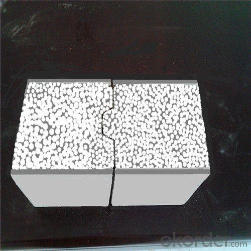 Fiber cement sandwich panel