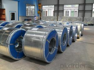 Hot dip galvanized steel coil & sheet