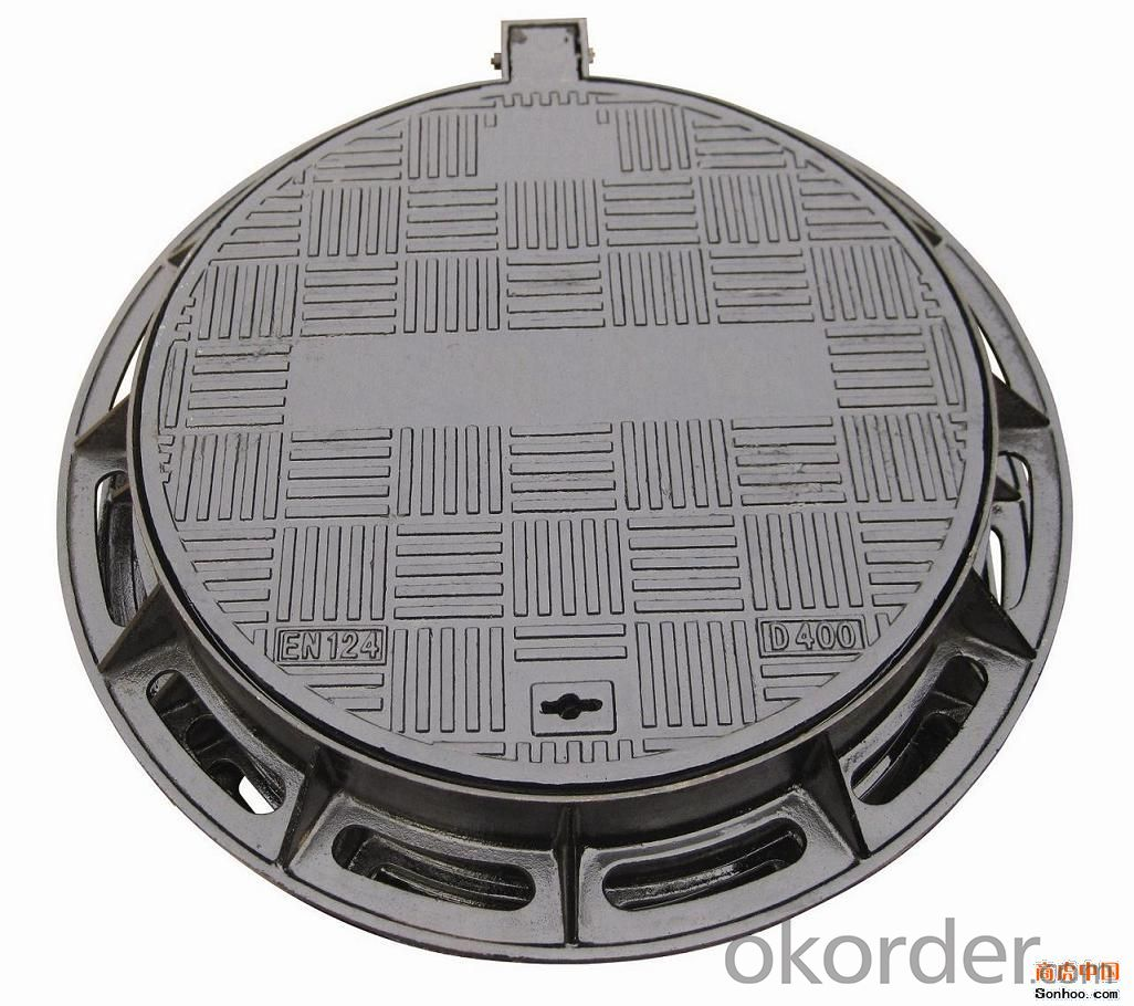 Manhole Cover en124 d400 Made in China with Good Quality