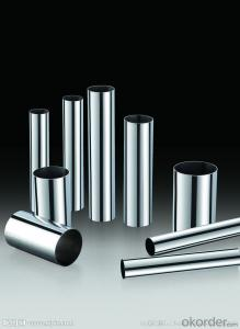 Bright Round Stainless Steel Tube Made in China