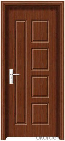 Exterior PVC Foil Door