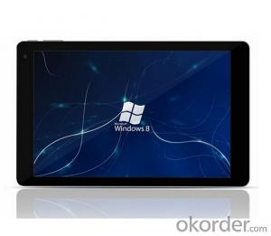 IPS Screen 8 INCH Intel Baytrail-T QuadCore Vatop Windows8 Tablet