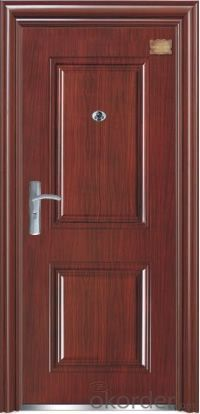 Steel Anti Fire Door