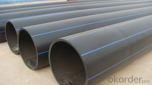 PE gas pipe manufacture O318