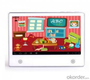 Tablet PC with Dual Speakers for Kids 7 Inch