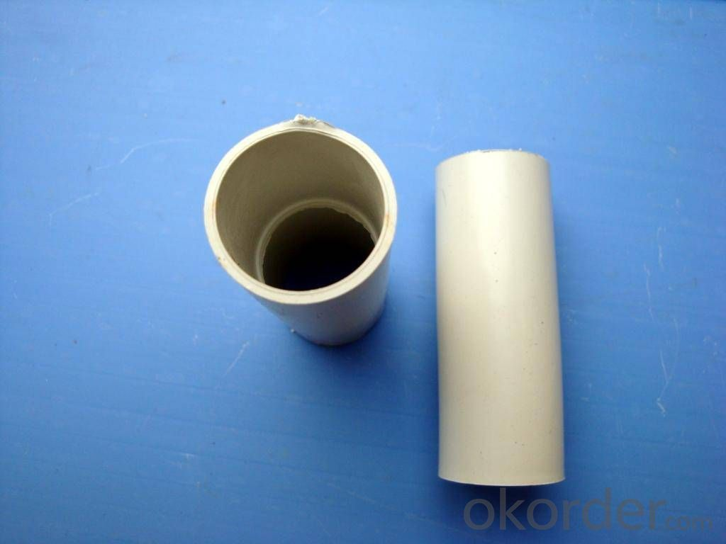 PVC Pressure Pipe Corrosion Resistant  on Sale