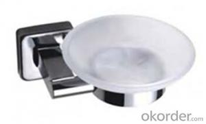 China Stainless Steel Bathroom Accessory  AB1802 Soap Dish
