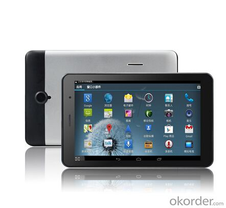 Quad-core 1280*800IPS Screen Android Tablet PC With 3G 7inch