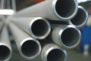 Bright Annealed Round Pipe Stainless Steel A490 Made in China