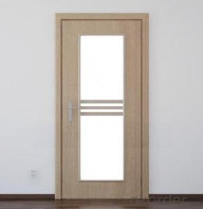 CE Exterier fireproof steel security door (QH-0214)