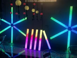 New design ! Led dream bar for dj market