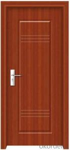 Hot Sale PVC Wood Door