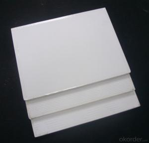 Gypsum Ceiling Tiles with Different Facings