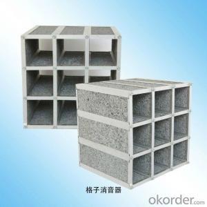 Aluminum Foam for Lattice Silencer