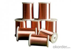enameled copper clad aluminium wire